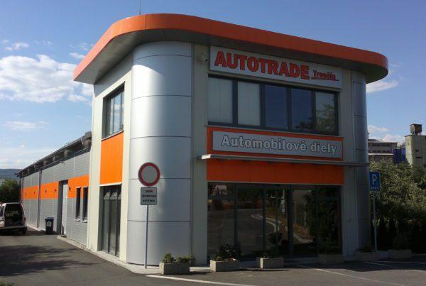 predajňa a servis autodielov