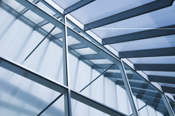 abstract detail on modern architecture