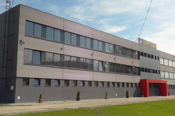 výroba oceľových konštrukcií v AVG GROUP