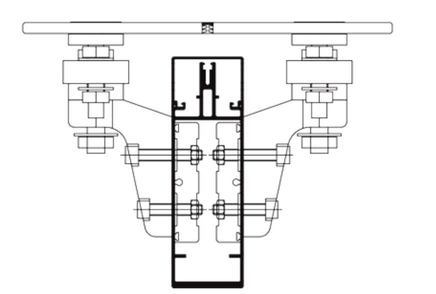 systém ľahkej fasády