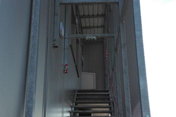 priemyselné schodisko Dolný Lopašov