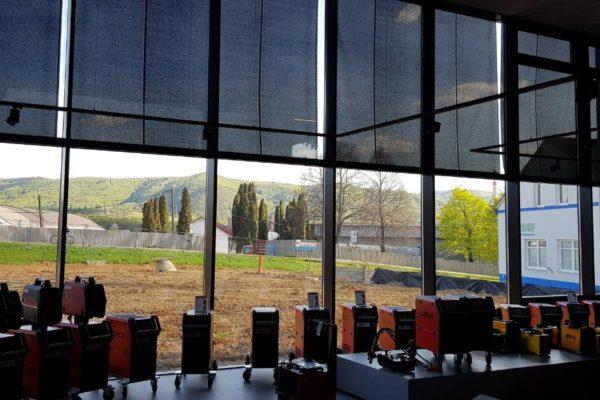 showroom a skladové priestory Zvolen