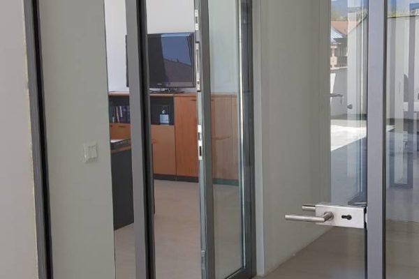 interiérové presklené systémy