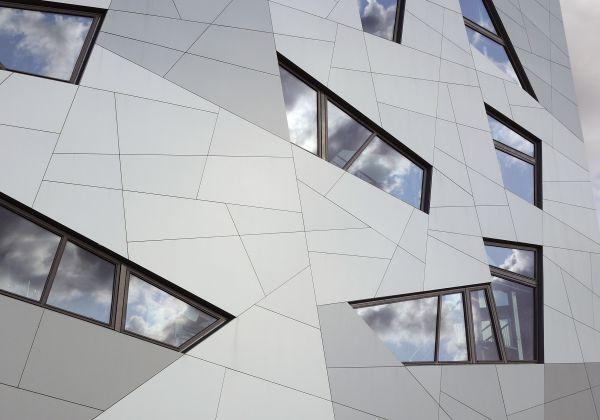 panelové fasády