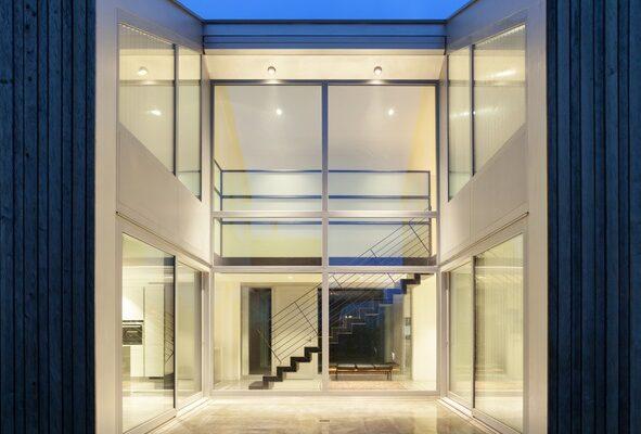 moderná budova
