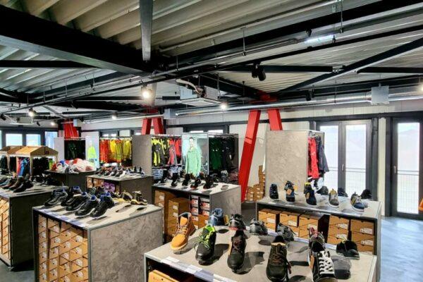 montovane haly pre obchodne centrum