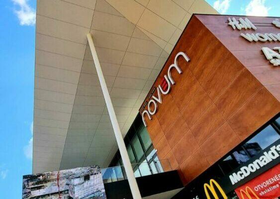 odvetrane fasady pre budovy a obchodne centra