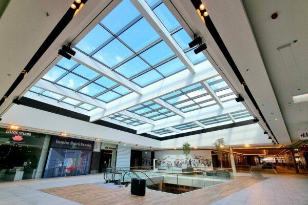 presklene strechy pre budovy a objekty