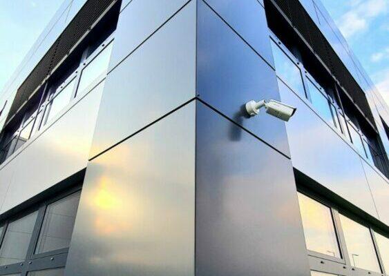 detail prevetravanej fasady